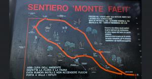 Tabella Anello Monte Faeit