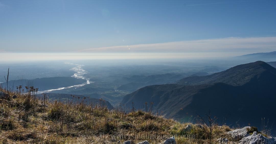Pianura Friulana dal Monte Cuar