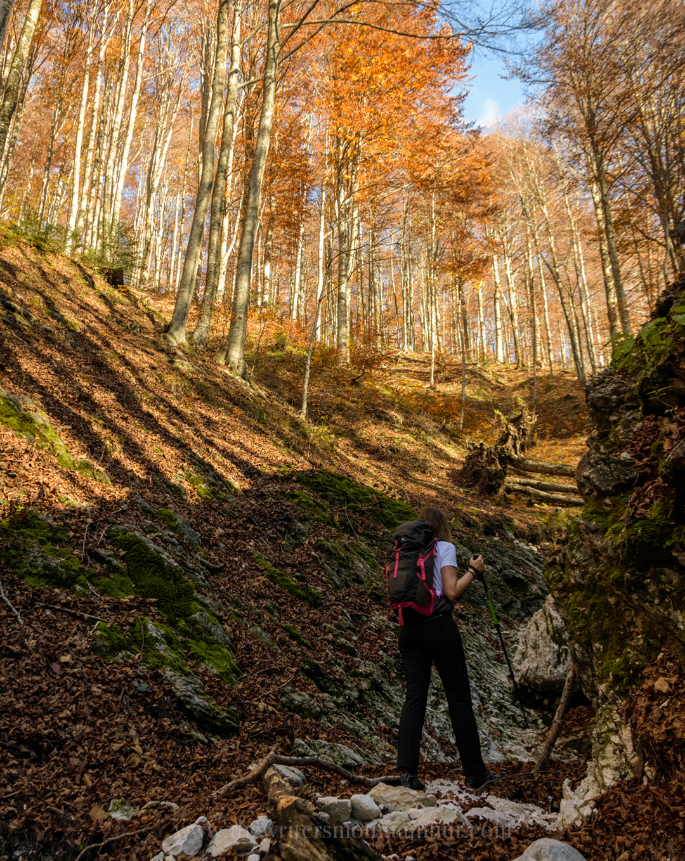 Autumn Trekking lungo il sentiero Sant'Ilario