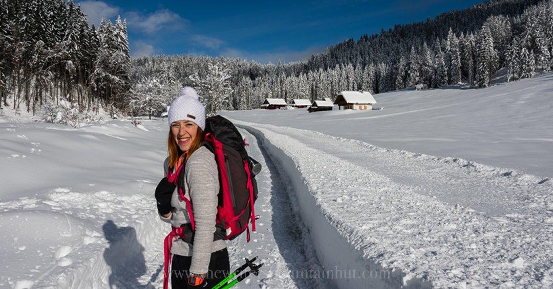 The Writer's Mountain Hut in Val Bartolo, Friuli-Venezia Giulia, Italy
