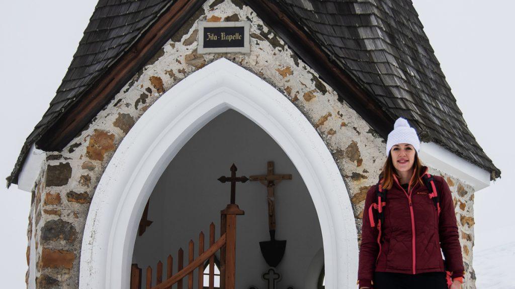 Hiking in Italy: Cappella Zita, Tarvisio, Friuli-Venezia Giulia