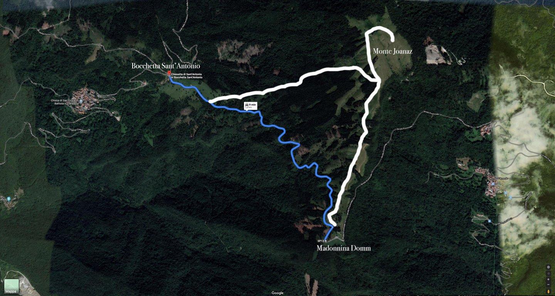 Monte Joanaz Overview