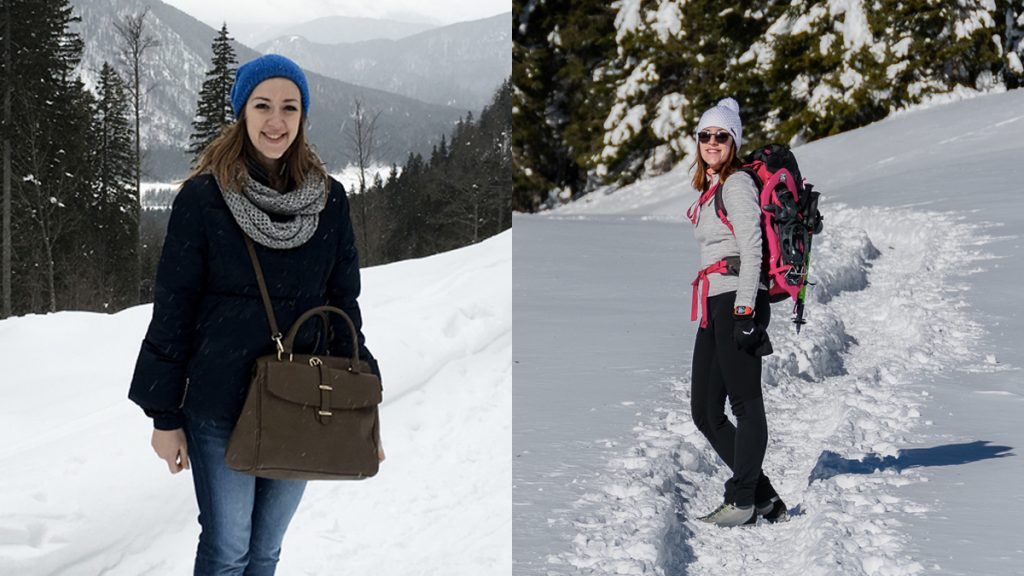 My guide to choose mountain clothing