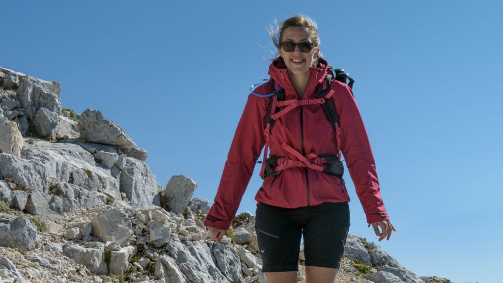 Come scegliere giacca, felpe, t-shirt e intimo da trekking